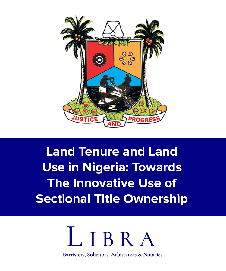 Land Tenure and land use in Nigeria